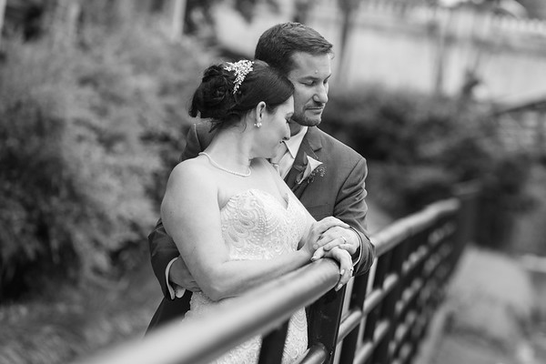 Lacey and Jeff BW Images