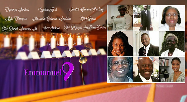 Emmanuel 9 Memorial Service