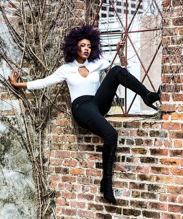 Exalte Magazine Top Model