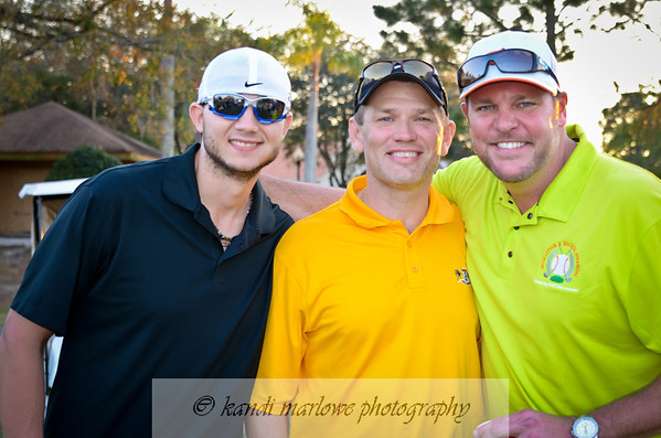 Jesse Litsch and Bechtel Financial Celebrity Golf Tournament 2013