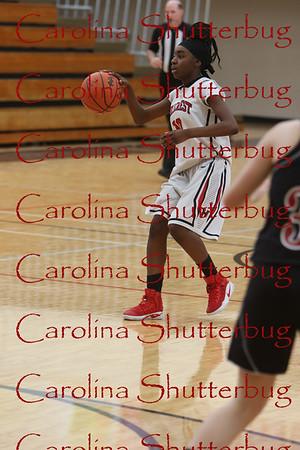 Hillcrest v Wade Hampton JV C Basketball 2016-17
