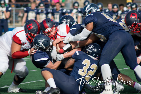 Hardrockers vs Red Storm (2015)