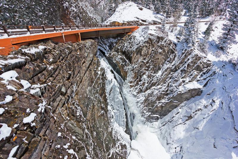 Million Dollar Waterfall