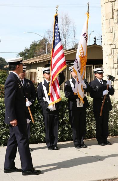 Chris McKell Memorial Service