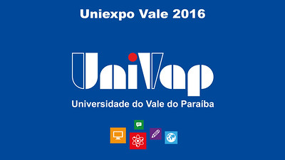 Univap - Uniexpo Vale 2016
