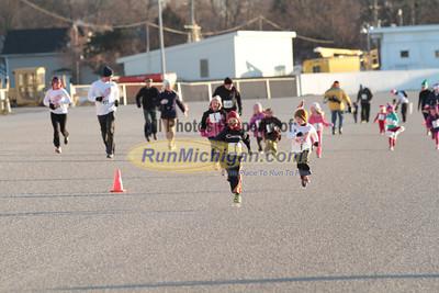 Kids Race - 2013 Jingle Bell Run for Arthritis Northville