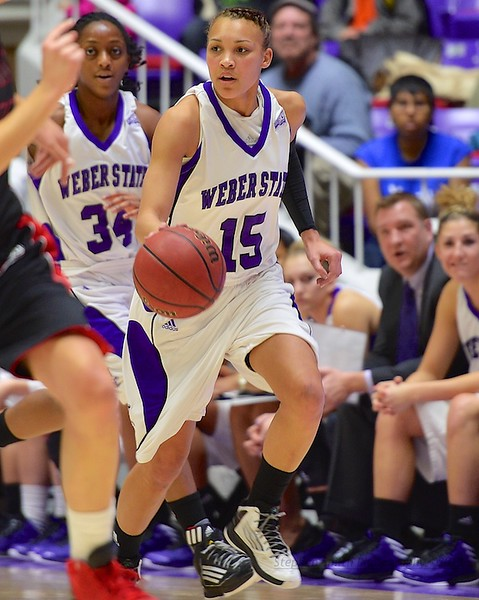 Weber State Women's Basketball Takes on Southern Utah