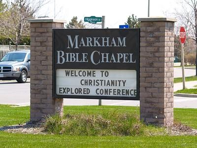 Markham Bible Chapel