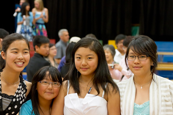 Megan Graduation /Whiteside 2011