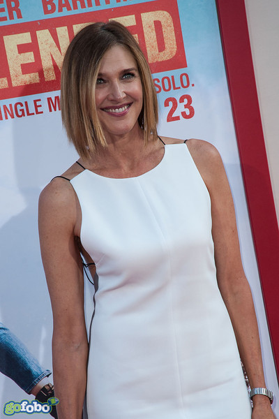 HOLLYWOOD, CA - MAY 21: Actress Brenda Strong arrives at the Los Angeles premiere of 'Blended' at TCL Chinese Theatre on Wednesday May 21, 2014 in Hollywood, California. (Photo by Tom Sorensen/Moovieboy Pictures)