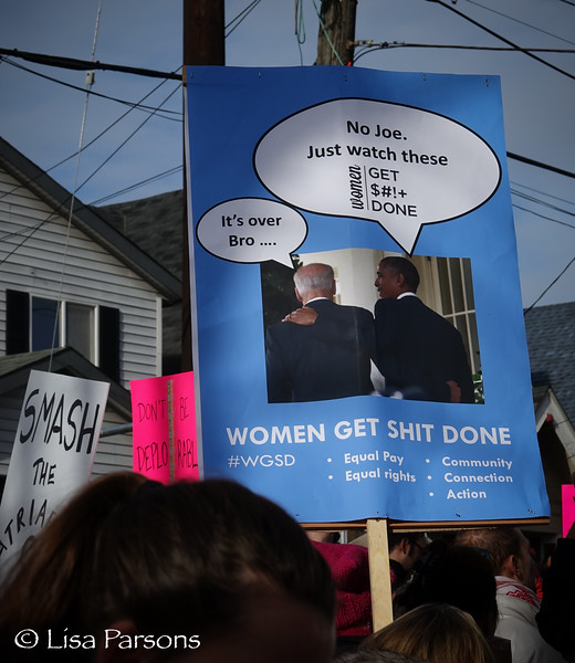 Women Get Shit Done!