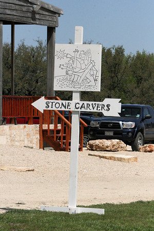 Stone Carving & Fine Art Show - 3/27-28/2010