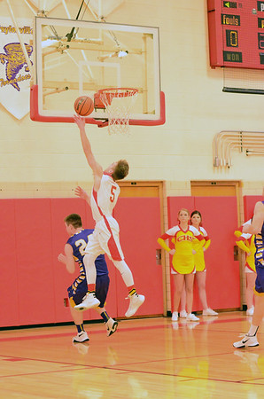 CHS vs Taylorville Feb 12, 2016