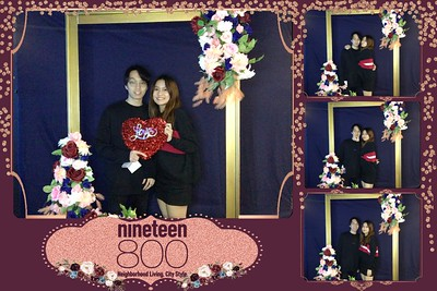 Nineteen800 Valentine's Day 2020