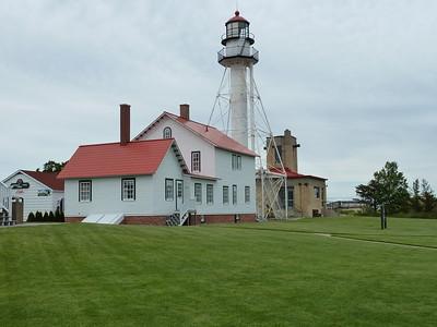 2010/06 - Whitefish Bay & Shipwreck Museum