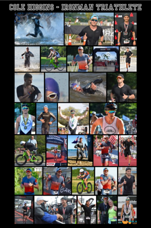 Triathlon Posters