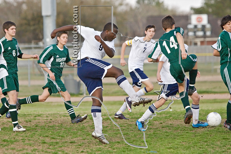 09-Mar-2010 vs Hightower JVA<br>(W T Osterloh)