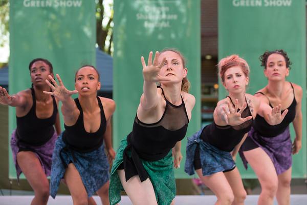 Urban Jazz Dance Company @ The Green Show 7-23-17
