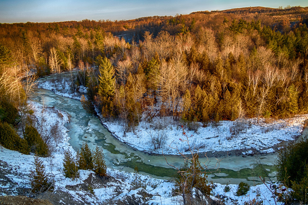 Winter Hikes in Ontario - Rouge National Urban Park