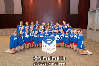 2019 Regionals WHS Cheer