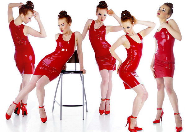 Jessamyn - Red Pt1