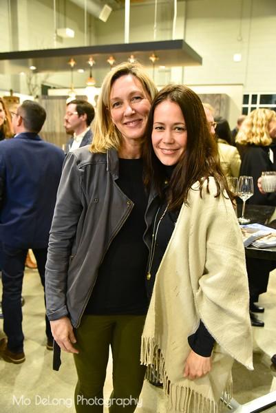 Carrie Cartier and Vanessa McBride