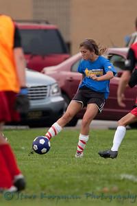 2010 HF vs Sacred Heart Soccer