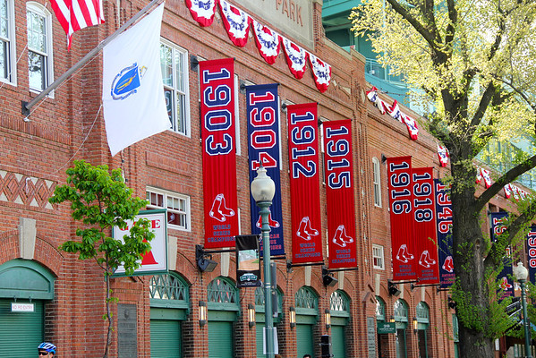 Fenway Park 100 years old