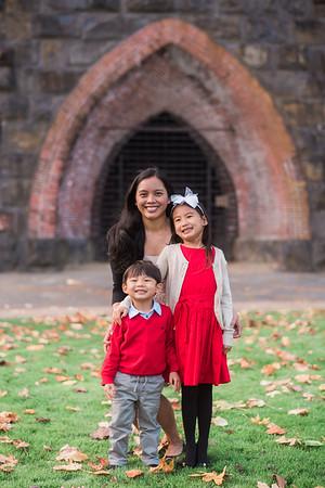 Karen Yoon Family Fall 2018