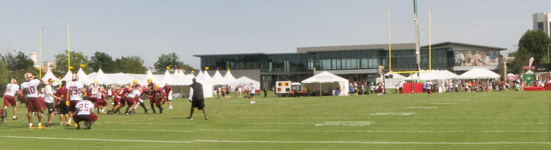 Bon Secure Redskins Training Facility