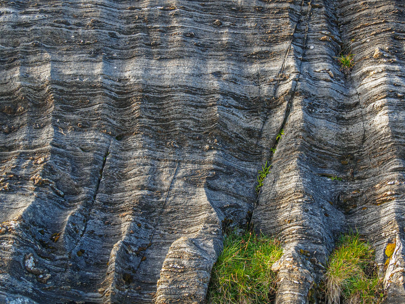 Rock formation in Maum valley