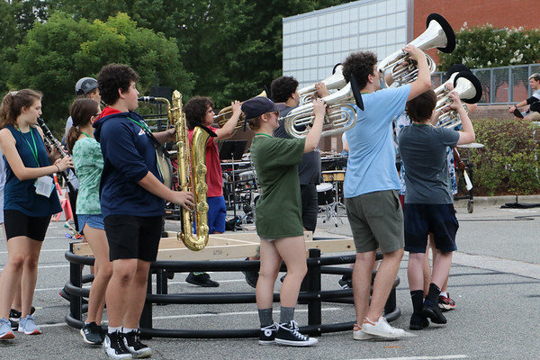 2021-08-17 Band Camp