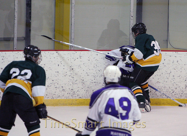 Baldwin Hockey Player #49
