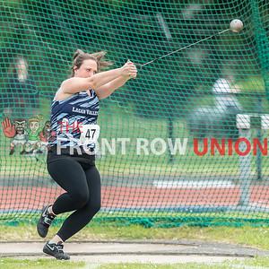 2021-06-12 Athletics Ni Senior Sprints throws and Pole Vault Meet