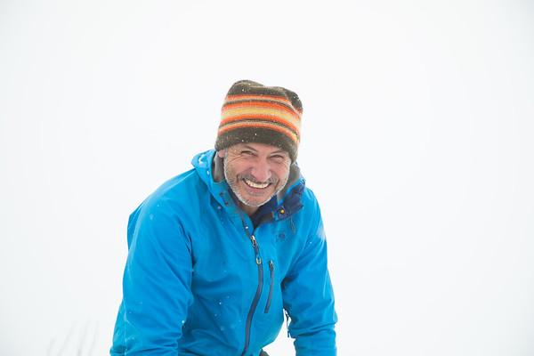 Williams Peak Yurt 2018