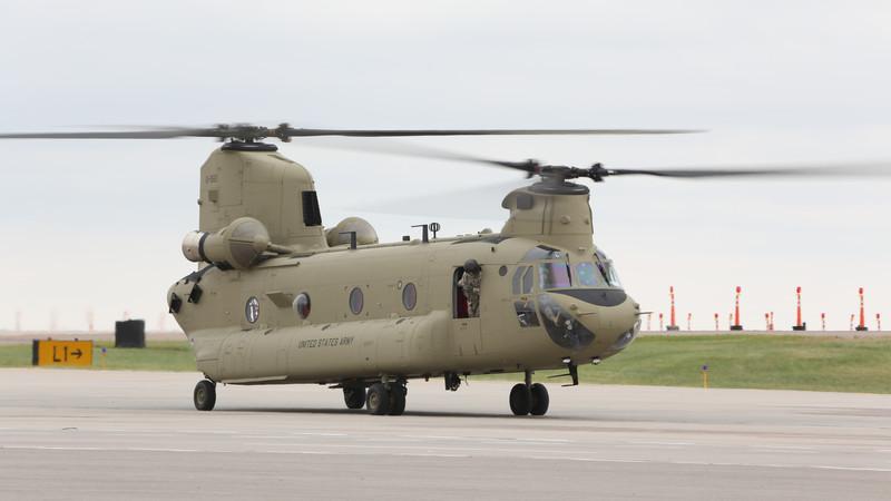Chinook US Army