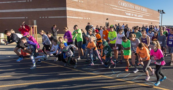 Laker 5K Turkey Trot 2018
