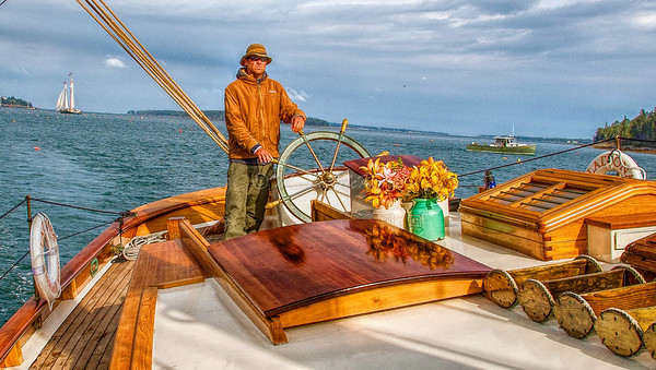 Maine Windjammer Association photo contest