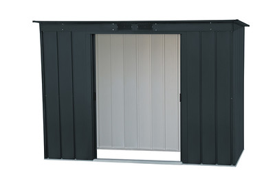 Eco Pent roof 8x4