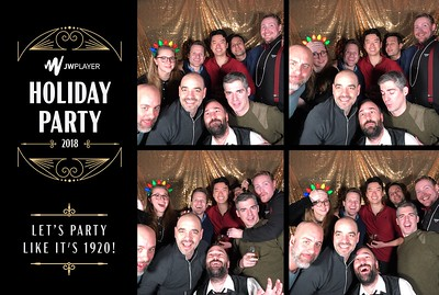 2018-12-19 JW Player Holiday Party