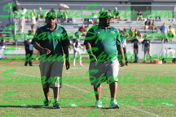 Suwannee High School Football 2013