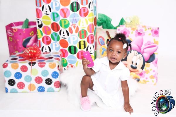 Jewel (1st Birthday Shoot)