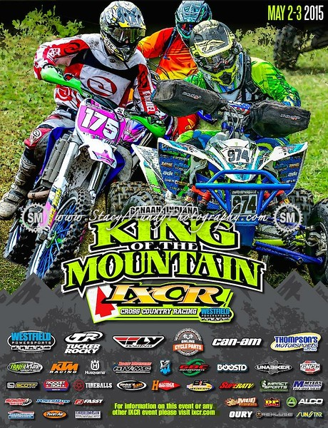 2015 IXCR R4 King of the Mountain