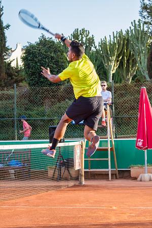 LMC Tennis Exhibition 26th Aug '16