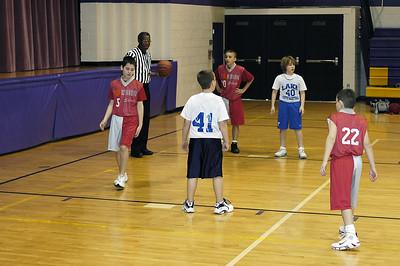 3rd/4th Grade Northwest vs. Lake