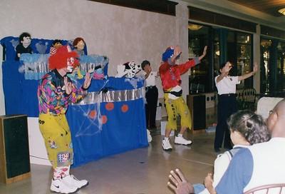 Castlewood Puppet Team