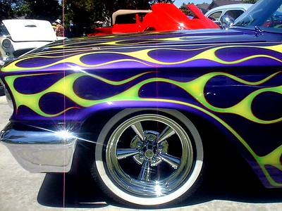Paso Robles Car Show 2000