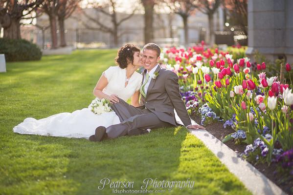 SLC Temple Pre-Wedding formals