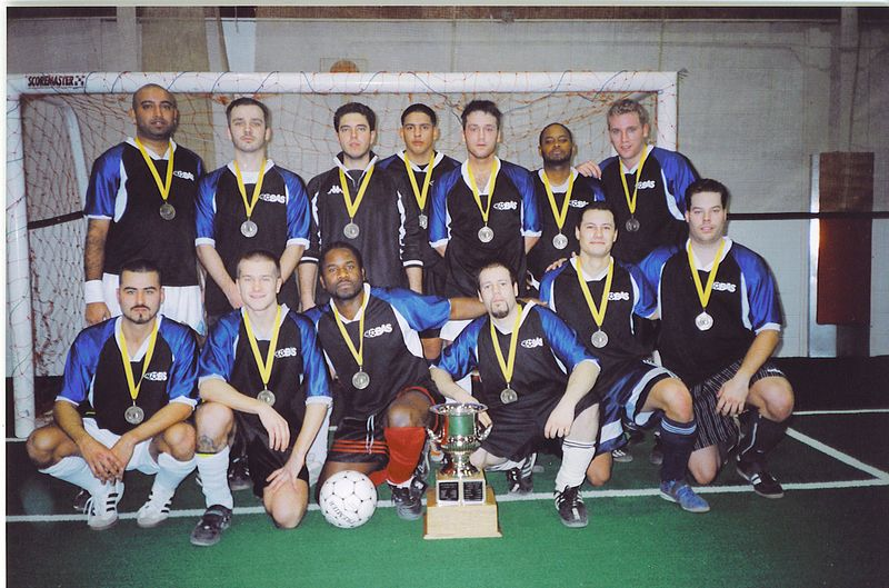 FALL INDOOR CHAMPIONS - VENEZIA PIZZA