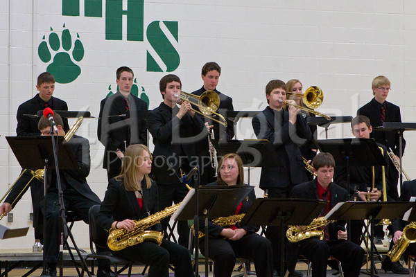 NP Jazz Band - Hoover